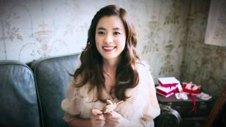 2011 F/W LOVCAT & LOVCAT BIJOUX AD with Han Hyo Joo (Interview Ver.) Thumbnail