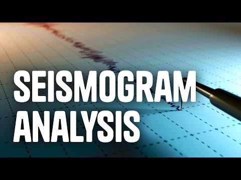 Seismogram Analysis