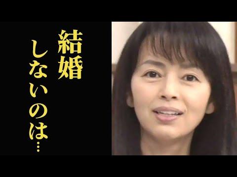 岡田奈々が結婚しない理由に驚きを隠せない…現在も変わらぬ美人女優が過去に経験した辛い出来事とは…