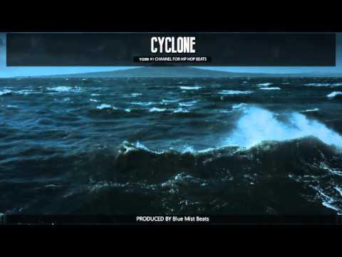 Dark Trap Beat Hard Rap Instrumental - Cyclone (prod. Blue Mist Beats)