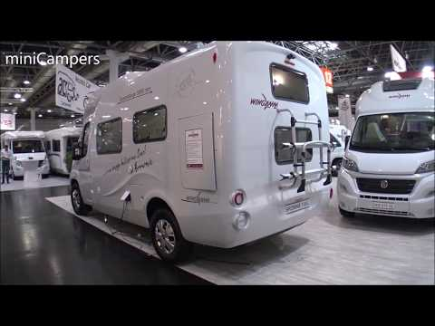 The WINGAMM Brownie 5 8GL Camper 2019 AWESOME !!!