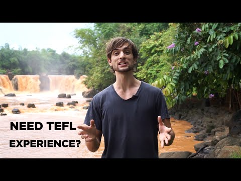 Do You Need Teaching Experience To Teach English Abroad? (The Truth About TEFL)