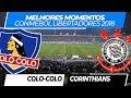 Corinthians VS Colo Colo