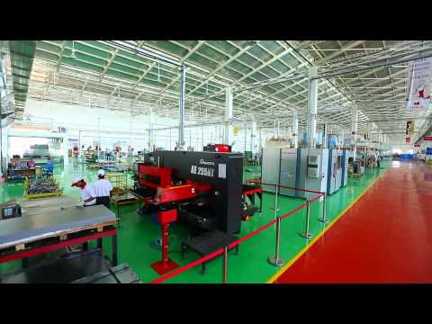 Havells CFL Manufacturing Plant Video 2013