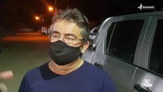 Russas - Ricardo perfuração de Poço Profundo na comunidade do Bento Pereira.