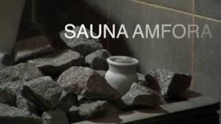 Finnish Soapstone Sauna Oil Diffuser - Hukka Sauna Amphora | Finnmark