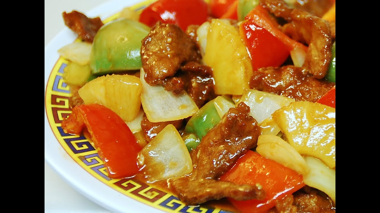 咕嚕肉 How to make: Sweet & Sour Pork : Authentic Cantonese ...