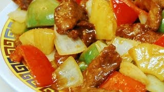 How To Make: Sweet & Sour Pork : Authentic Cantonese Style