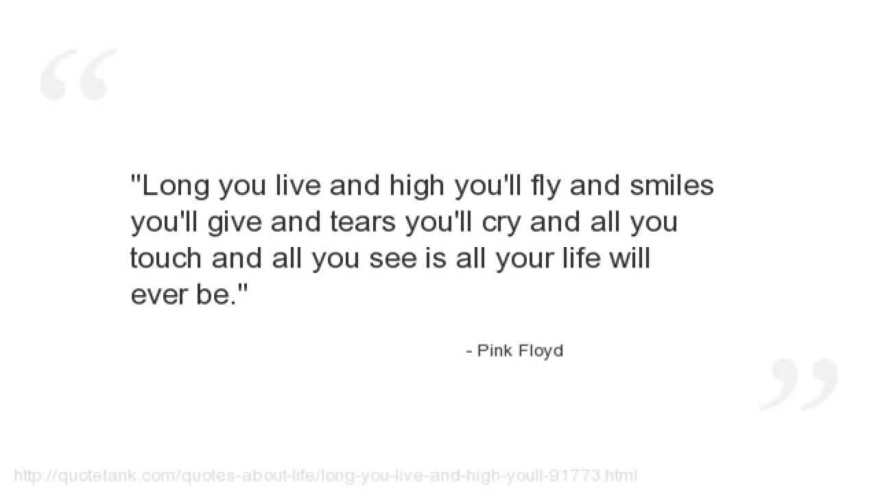 Pink Floyd Quotes - YouTube