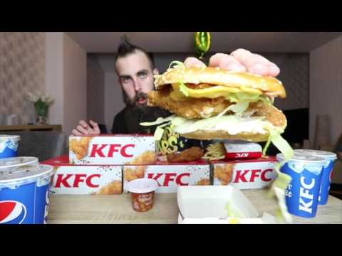 The Every KFC Box Meal Challenge