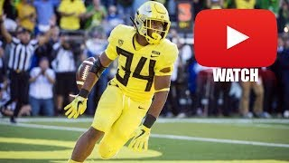 #7 Washington vs #17 Oregon Week 7 Full Game Highlights (HD)