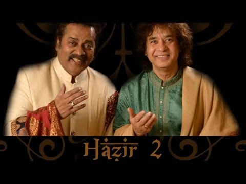 Hariharan & Zakir Hussain's New Album Hazir 2 Launch !