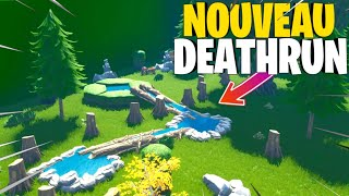 A DEATHrun NOT COMME OTHER ON CREATIVE FORTNITE! (Code)
