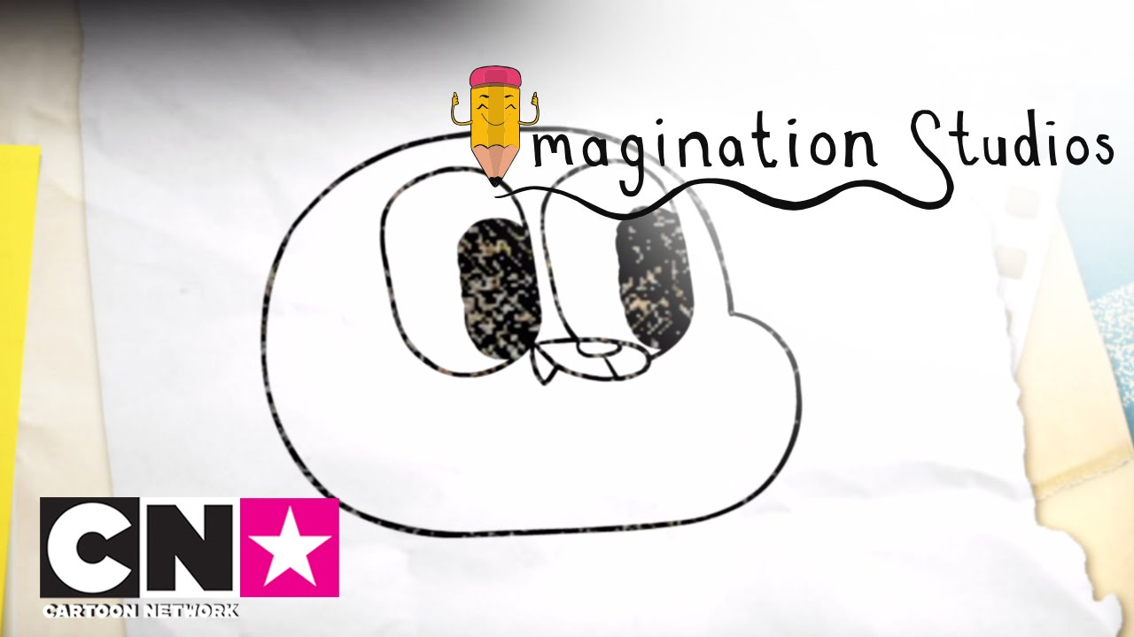 Imagination Studios Come Disegnare Gumball Cartoon Network Youtube