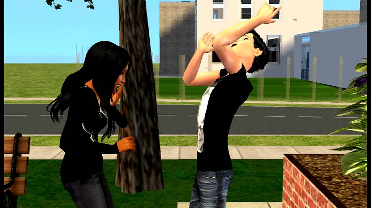 Download THE SIMS 2 SERIES It's just high school season 3 episode 16