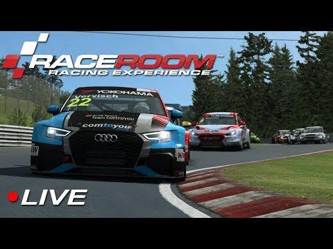 RaceRoom WTCR esports Div 1 Round 2 - Nürburgring Nordschleife | Live