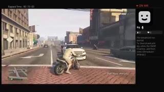 GTA 5 Muscle Car Mayhem