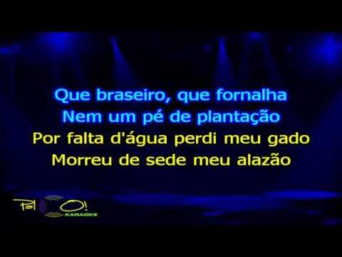 Luiz Gonzaga   Asa branca   Karaoke