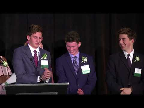 Yarmouth High School Juniors, Statewide Titan Challenge Winners
