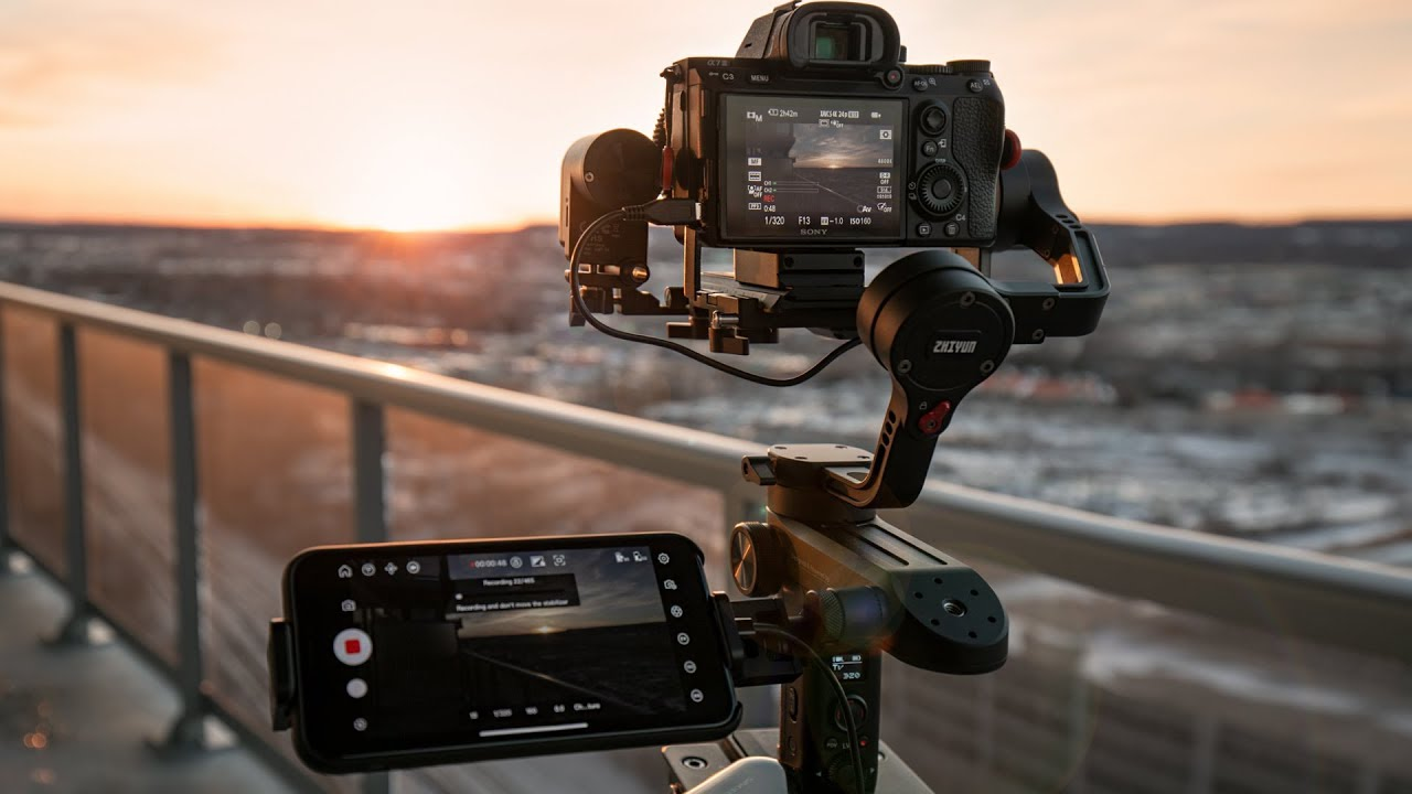 Best Gimbal For Mirrorless 2019 Zhiyun Weebill Lab   Best lightweight gimbal 2019   YouTube