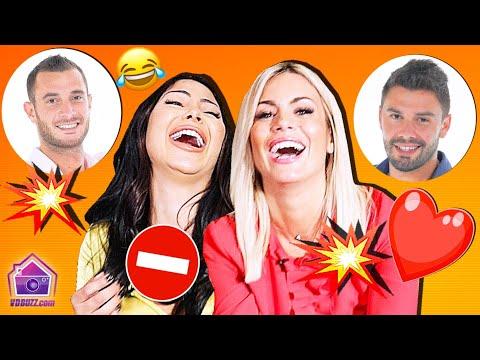 Maeva et Carla (LMAT) : Un mot pour Kevin Guedj, Nacca, Julien Bert...