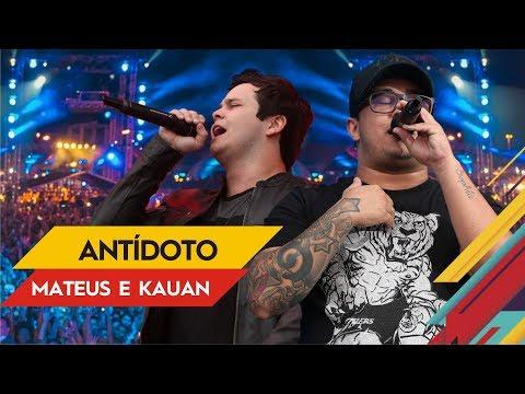 Antídoto - Matheus & Kauan - Villa Mix Goiânia   Ao Vivo