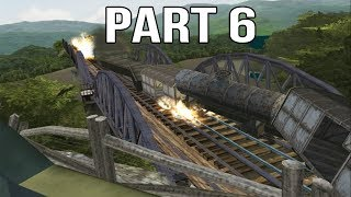 Medal of Honor Rising Sun Gameplay Walkthrough Part 6 - A Bridge on the River Kwai