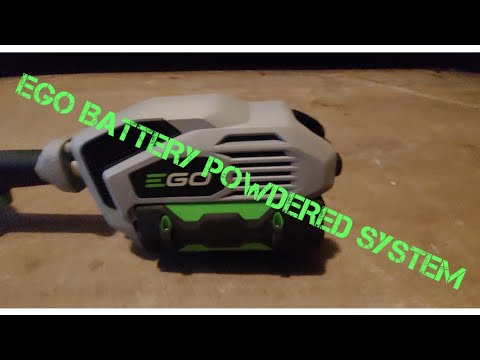 EGO BATTERY POWERED EQUIPMENT - MULTI ATTACHMENT SYSTEM