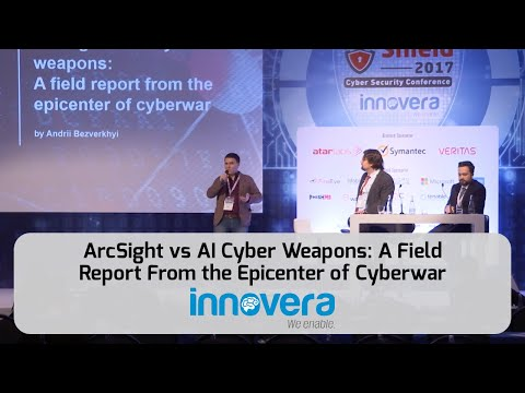 ArcSight vs AI Cyber Weapons: A Field Report From the Epicenter of Cyberwar