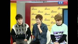 EXO M Tao 39 s Rap Xiumin 39 s Scream SINA