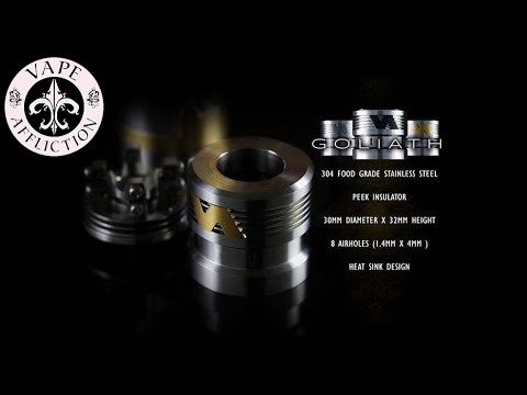 Goliath v2 30mm by Vicious Ant : The Vape Database