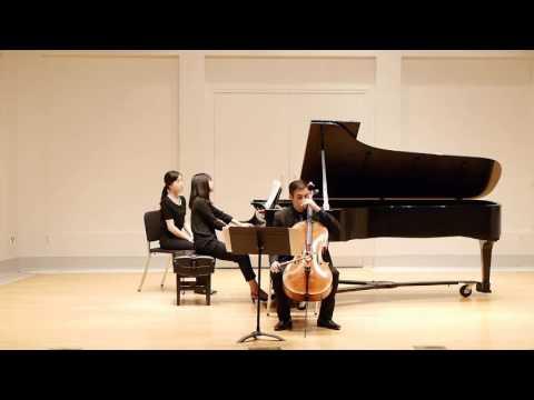 Isaac Bovyer, John Ireland Sonata for Cello and Piano