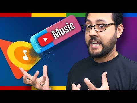 YouTube Is Trying To Kill Google Play Music
