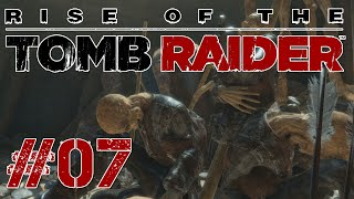 Rise of the Tomb Raider #7 - Cistern