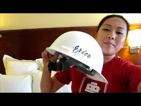 ♥First Week of Shipyard Work - May 28-31, 2013 Vlog | VlogWithErica♥