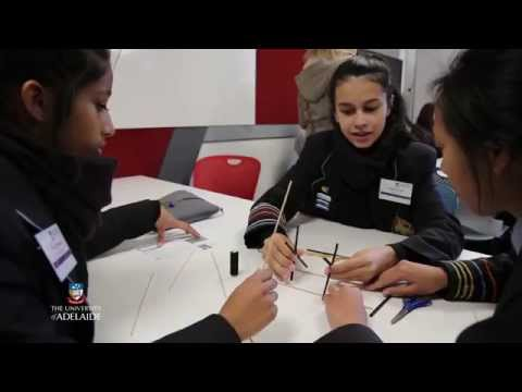 Young women behind Australia's future innovation