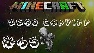 Minecraft | FTB: Unleashed | Zero Gravity #35 Under The Dome