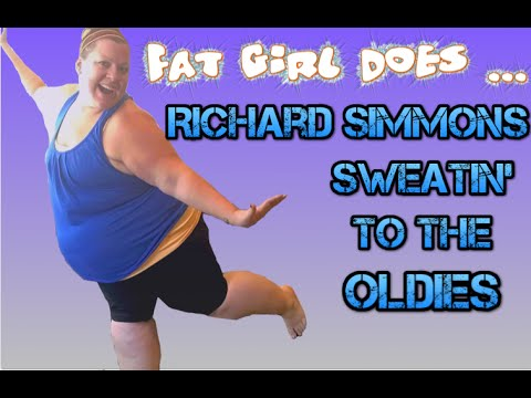 fat-girl-does-...-richard-simmons-sweatin'-to-the-oldies-(#63)