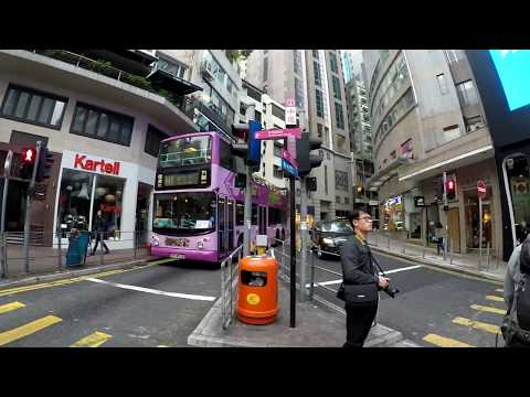 Around Hong Kong Party All Night Long In Lan Kwai Fong Street 2017 by Jeremy Barraza