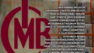 TCMB'den 625 baz puan faiz artırımı