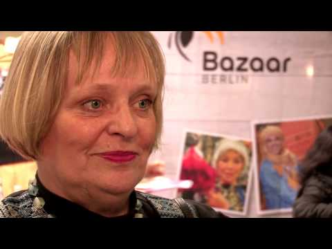 BAZAAR Berlin - Interviews by AfricaNewsAnalysis