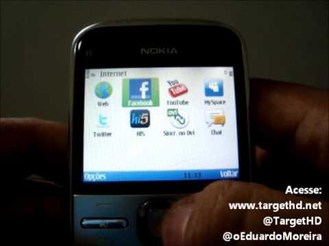 Eduardo Moreira - Review - Nokia E5 - TargetHD.net