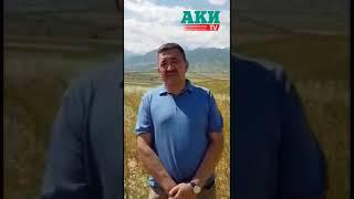 Албек Ибраимов. Реакция на решение БГК (кыргызча)