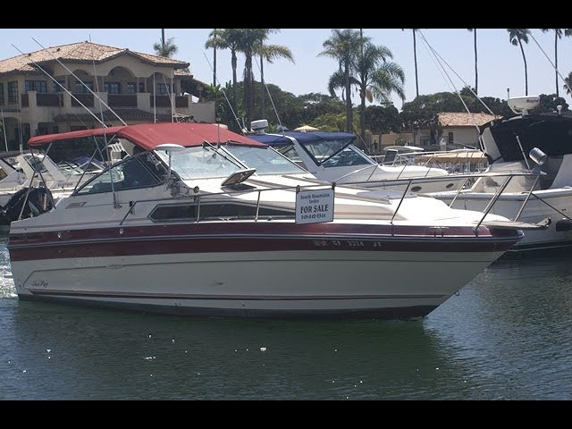 Sea Ray 268 Sundancer Walk About Tour By South Mountain Yachts Youtube