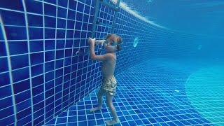 Hotel Pool Jumps Fun - Maldives Holidays thumbnail