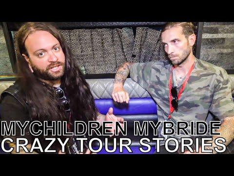 Mychildren Mybride - CRAZY TOUR STORIES Ep. 635 [Warped Edition 2018]