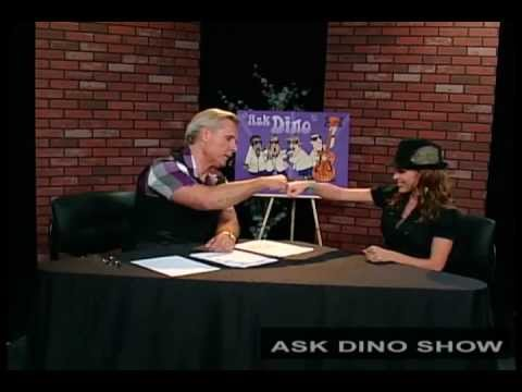 """""""ASK DINO SHOW"""" LEARN HOW TO BE A STUNT PERFORMER!! WITH THE INCREDIBLE JASI LANIER"""