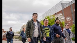 Ohio Legionnaires raise suicide awareness with walk