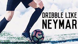 How To Dribble Like Neymar   5 Easy Neymar Skill Moves Tutorial