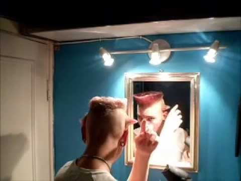 Psychobilly Frisuren Rockabilly Pinup De